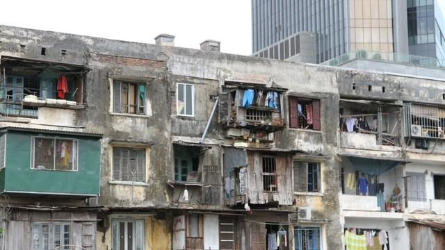Khu chung cư Đống Đa (Thừa Thiên - Huế): Sắp hết cảnh sống thấp thỏm trong những căn hộ cũ nát