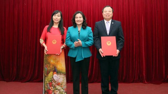 Ông Phùng Quốc Việt được bổ nhiệm Tổng Biên tập Báo Lao động và Xã hội