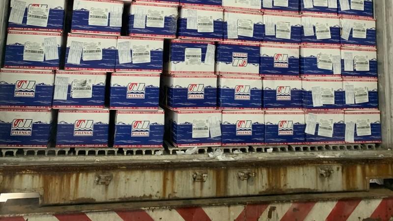 Lô hàng được phía nhà sản xuất xác nhận sản phẩm phù hợp để gia công, chế biến và xuất khẩu thành phẩm.