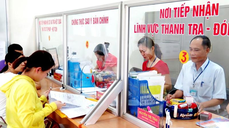 TP Thái Nguyên: Thực hiện tốt công tác tổ chức cán bộ, cải cách hành chính