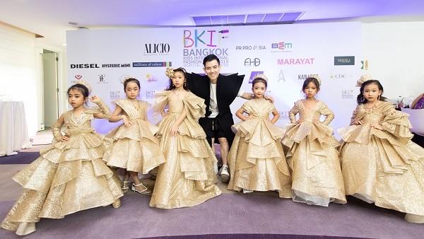 """Nhà thiết kế Đắc Ngọc: Khát vọng đưa thời trang trẻ em Việt """"cất cánh"""""""