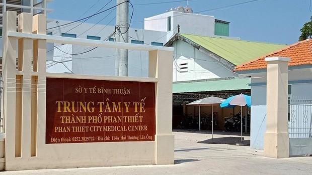Sai phạm tại Trung tâm Y tế thành phố Phan Thiết: Hoàn tất cáo trạng, chuyển hồ sơ sang tòa