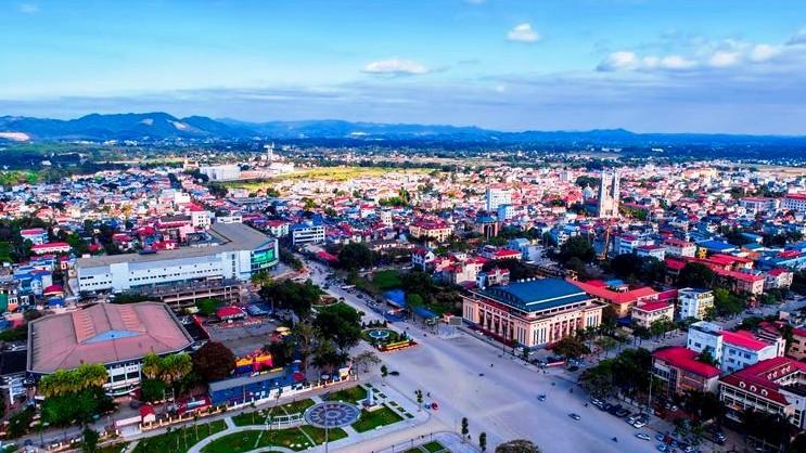 TP Thái Nguyên đang dần trở thành đô thị động lực cho vùng núi trung du phía Bắc.