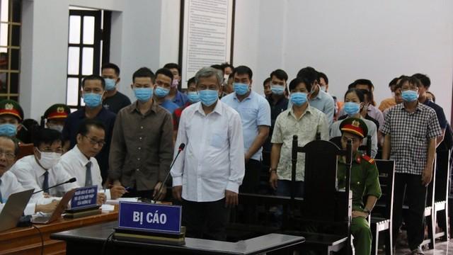 Phiên xử đường dây xăng giả: Trịnh Sướng bị đề nghị mức án đến 13 năm tù