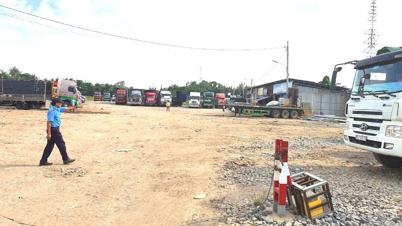 Khu đất tại phường An Phú Đông.