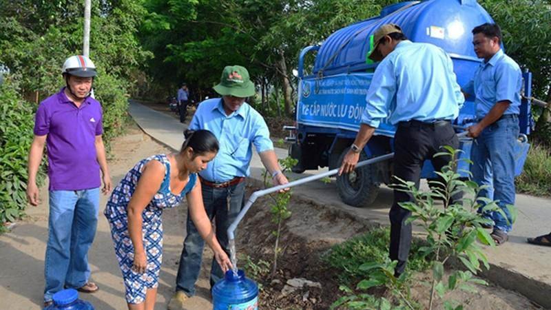 Nhiều giải pháp ngăn hạn mặn tại Đồng bằng sông Cửu Long