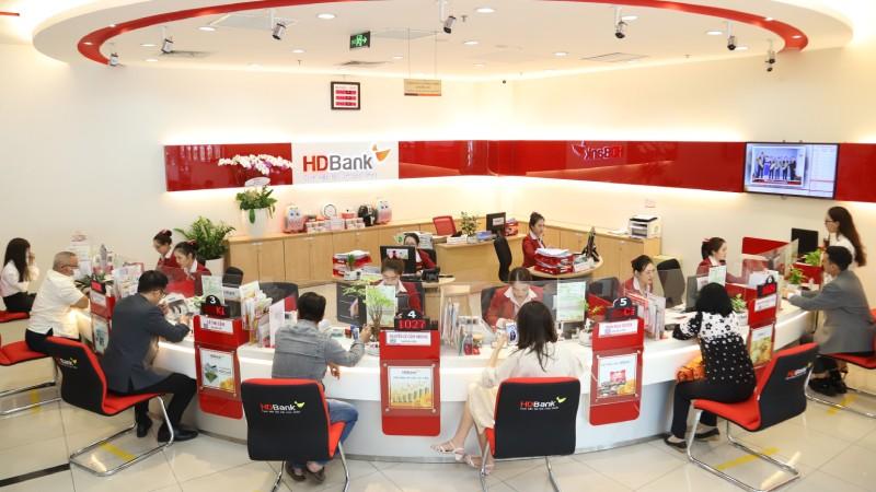Lợi nhuận quý 1 của HDBank vượt 2.100 tỷ đồng, hoàn thành gần 29% kế hoạch năm