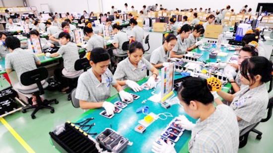 Điểm yếu trong xuất khẩu mặt hàng điện tử