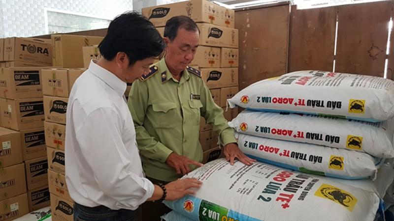Tăng cường kiểm tra nguồn gốc, chất lượng vật tư nông nghiệp