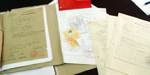 Thu giữ hơn 70kg hồ sơ thương binh giả