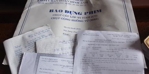 Nam sinh thiếu quả thận bẩm sinh gửi tâm thư tới Bộ trưởng Quốc phòng