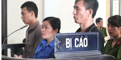 Một án tử hình hai án chung thân cho ba kẻ buôn bán heroin