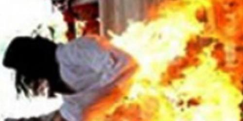Người chồng trong vụ nghi tẩm xăng đốt vợ đã tử vong