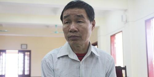 Vi Văn Dũng nhận bản án 13 năm tù giam về tội hiếp dâm trẻ em