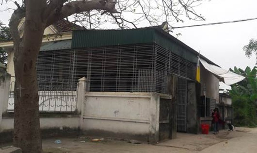 Ngôi nhà vợ chồng anh Phong chị Hồng chung sống xảy ra chuyện sóng gió nhiều ngày qua.