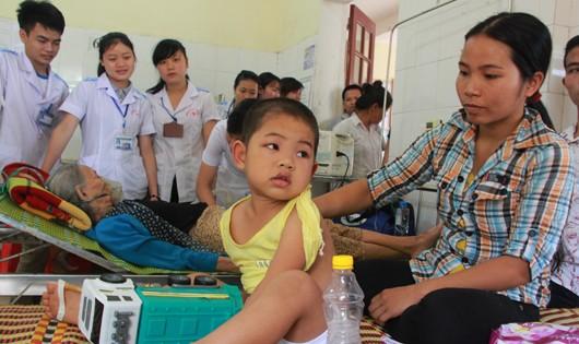 Cô giáo và 17 cháu bé mầm non bị ong tấn công đã qua cơn nguy kịch