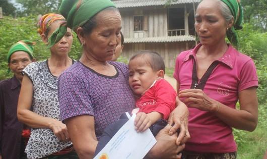 Giải cứu cháu bé 4 tuổi bị bán sang Trung Quốc 20 ngày