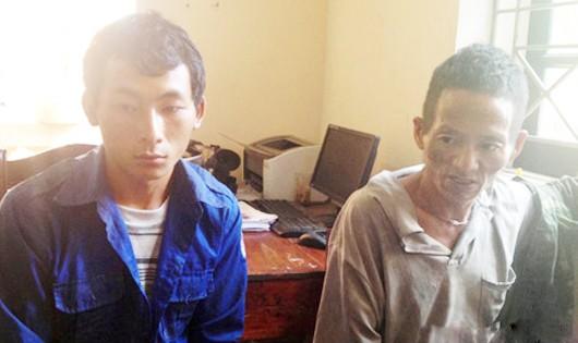Hai đối tượng người Lào bị bắt giữ khi đang mang thuốc phiện và ma túy tổng hợp vào Việt Nam