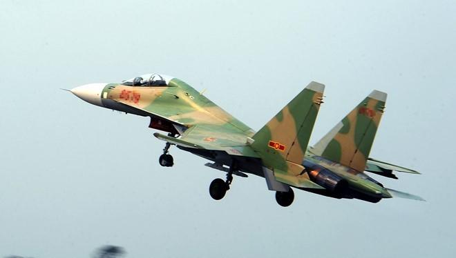 Nỗ lực tìm kiếm phi công và chiến đấu cơ SU 30 mất liên lạc