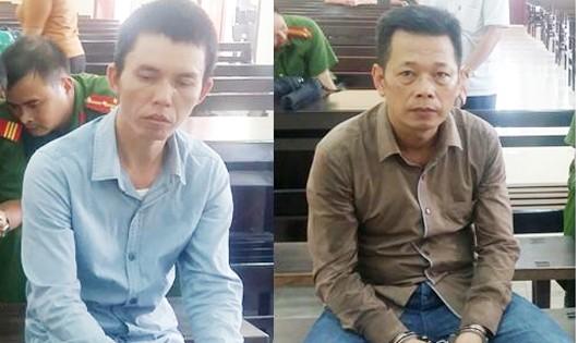 Hoàng Đình Vân và Nguyễn Ngọc Dương chia nhau 35 năm tù tại tòa