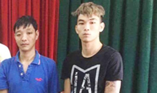 Bắt 2 đối tượng thuê ô tô buôn cần sa từ Lào về Việt Nam