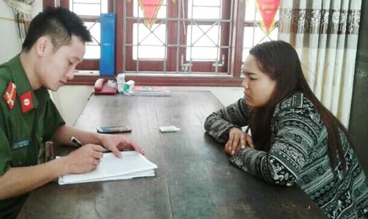 Nguyễn Hà Giang Sang tại CQĐT