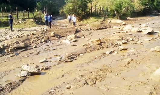 Nghệ An đề nghị Công an vào cuộc vụ vỡ đập chứa bùn thải quặng