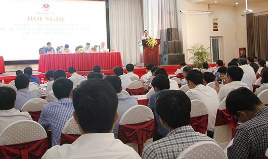 Các địa phương mong muốn được mở rộng 'Dự án 600 Phó chủ tịch xã'