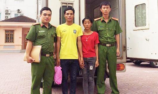 Khởi tố hai vợ chồng lừa em họ bán sang Trung Quốc