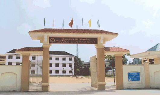 Trường THPT Nam Đàn 1. Ảnh nguồn Internet