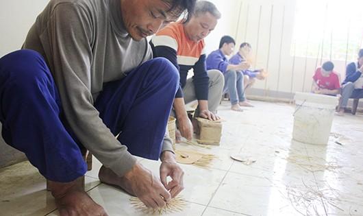 Ngày ý nghĩa ở trung tâm cai nghiện huyện Tương Dương