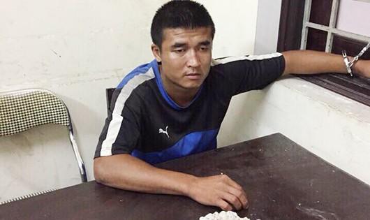 Kẻ thủ ác Nguyễn Đình Lực tại CQĐT.