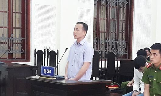 Nguyễn Hữu Ngạn tại tòa