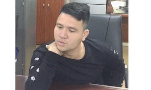 Nguyễn Văn Năm kẻ gây ra vụ trộm tiệm vàng lấy tài sản hơn 3 tỷ đồng bị bắt sau 1 năm (ảnh CA cung cấp)