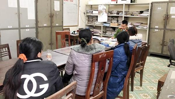4 sản phụ bị dụ dỗ qua Trung Quốc bán thai