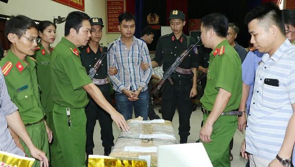 Ban chuyên án phát hiện số ma túy khủng trong loa thùng