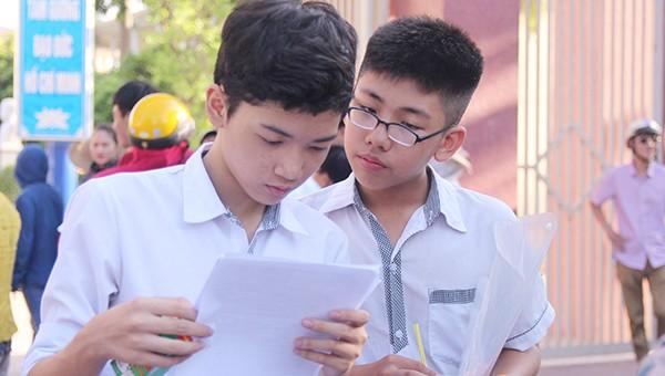 Sở GD&ĐT Nghệ An trấn an việc 'trùng' đề Văn vào lớp 10