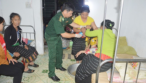 Nạn nhân được cấp cứu qua cơn nguy kịch khi dùng lá ngón tự tử vì mâu thuẫn với chồng lúc rạng sáng