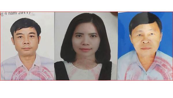 Ba cán bộ bị khởi tố trong vụ án