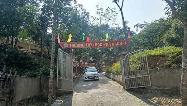 Trường Tiểu học Phà Đánh