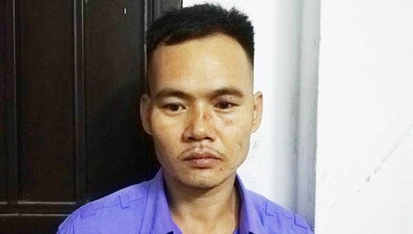 Phan Xuân Huỳnh đã thực hiện 4 vụ trộm cắp từ khi ra tù vào buổi sáng.