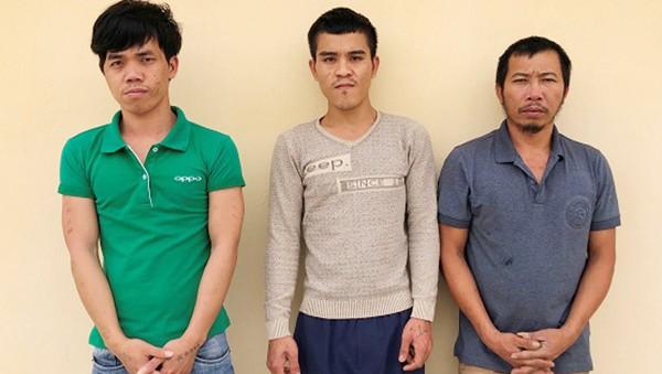 Nhóm đối tượng đột nhập tư gia gây ra 14 vụ trộm cắp tài sản sa lưới