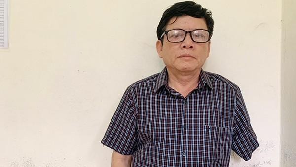 Nguyễn Lê Hải tại cơ quan điều tra