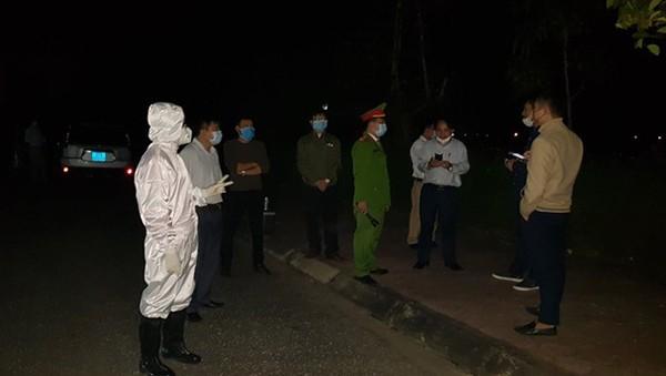 Kết quả xét nghiệm lao động trở về từ vùng dịch Nhật Bản bị cách ly nửa đêm