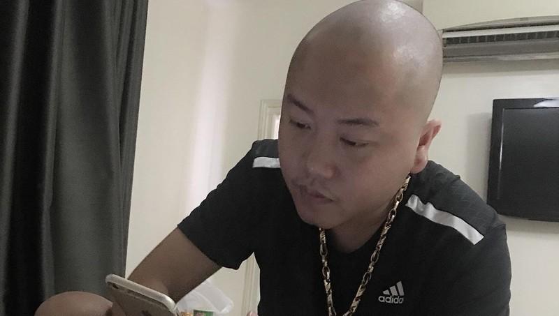 """Nguyễn Trọng Dương cho vay với lãi suất """"cắt cổ""""."""