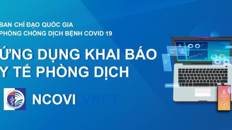 Huyện Nghi Xuân hoàn thành khai báo sức khỏe điện tử