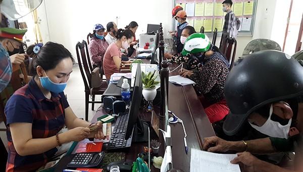 Hơn 221 tỷ đồng cấp, hỗ trợ người dân Hà Tĩnh bị ảnh hưởng dịch Covid-19