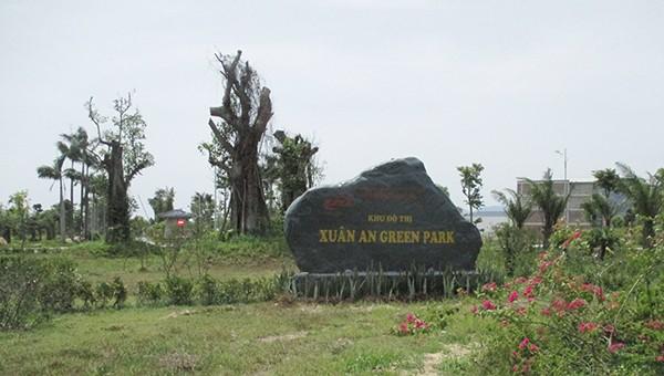 Khởi tố 4 cán bộ thị trấn Xuân An liên quan đến đất đai