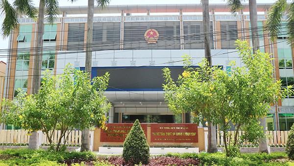 Nghệ An chuẩn bị đưa Trung tâm Phục vụ hành chính công vào hoạt động.