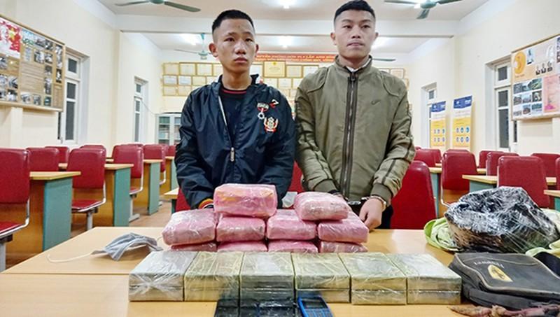 Nghệ An: Liên tiếp triệt phá các đường dây mua bán ma túy dịp nghỉ Tết Dương lịch